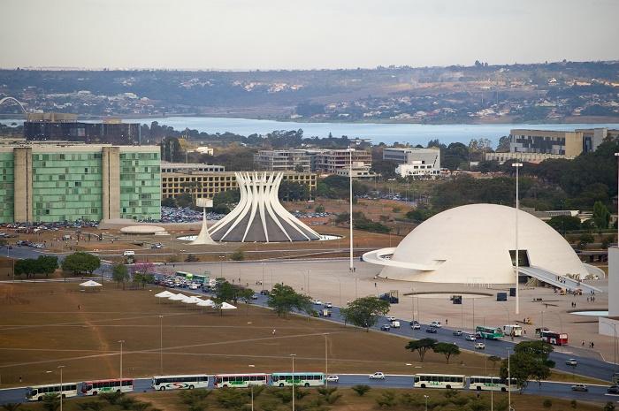13 Brasilia Cathedral
