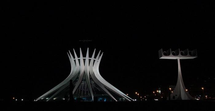15 Brasilia Cathedral