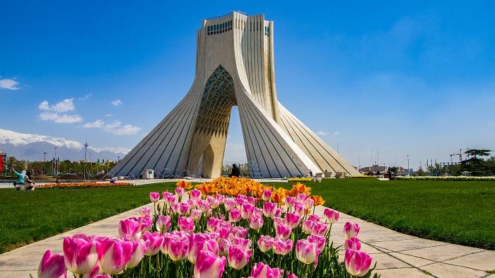 3 Azadi Tower