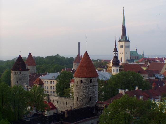 3 Olaf Tallinn