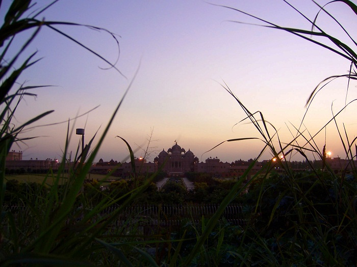 4 Akshardham Delhi