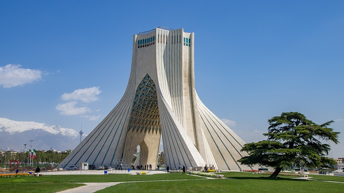 4 Azadi Tower