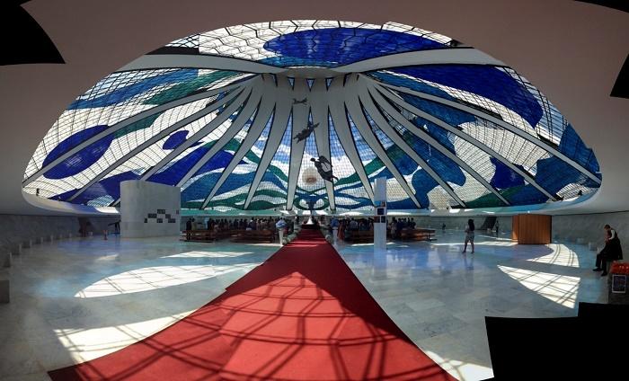 4 Brasilia Cathedral