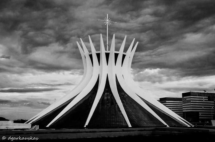 5 Brasilia Cathedral