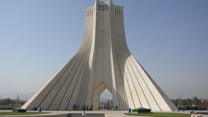 6 Azadi Tower