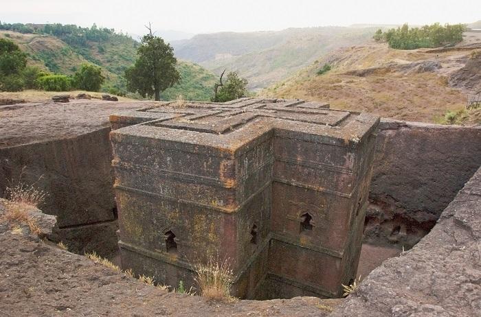6 George Ethiopia