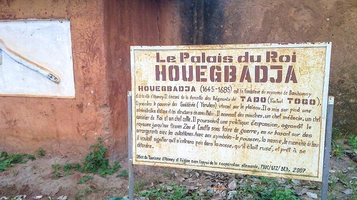 7 Abomey Palaces