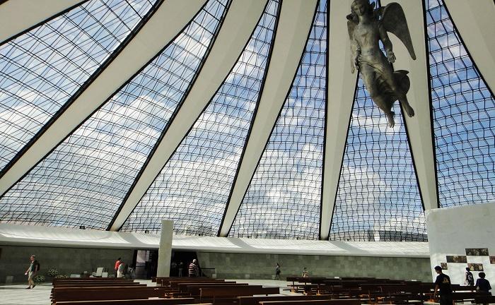 7 Brasilia Cathedral