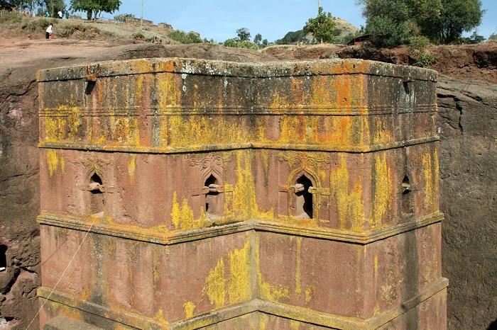 7 George Ethiopia