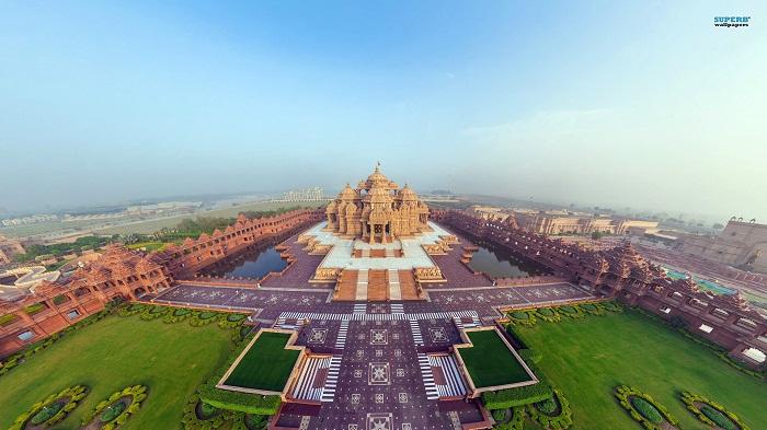 8 Ashkardham Delhi