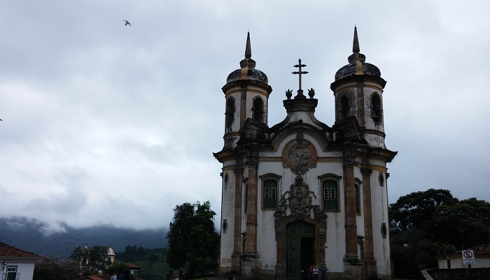 8 Assisi Church