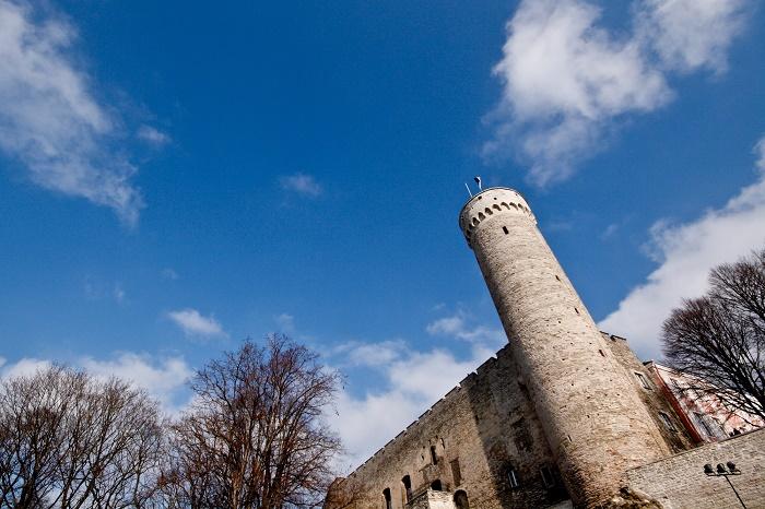 9 Hermann Tower