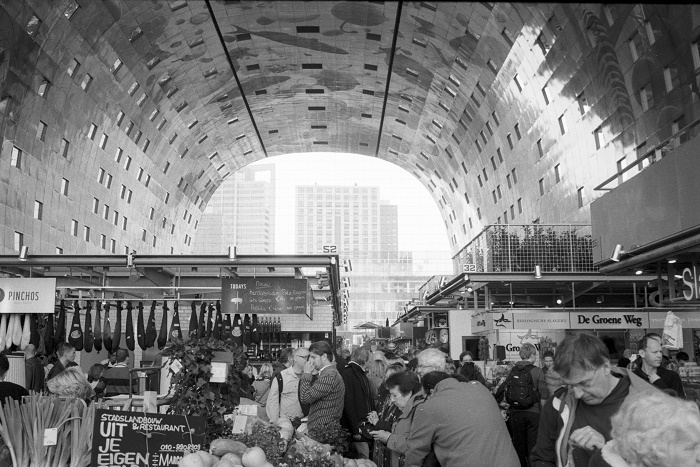 1 Markthall Rotterdam