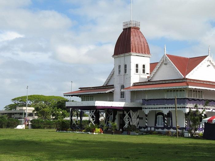 1 Tonga Palace