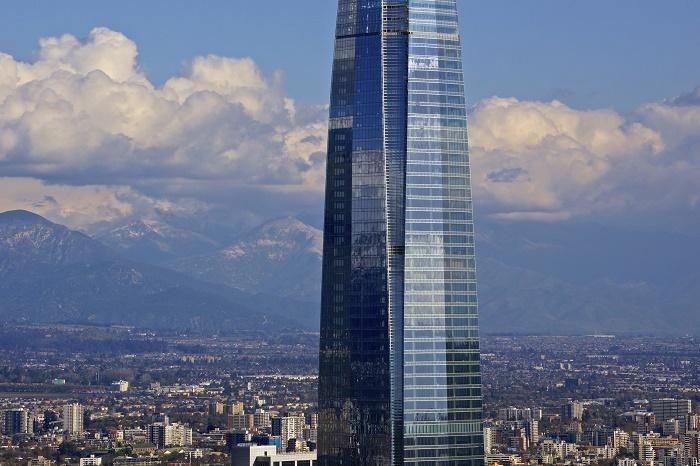 1 Torre Santiago