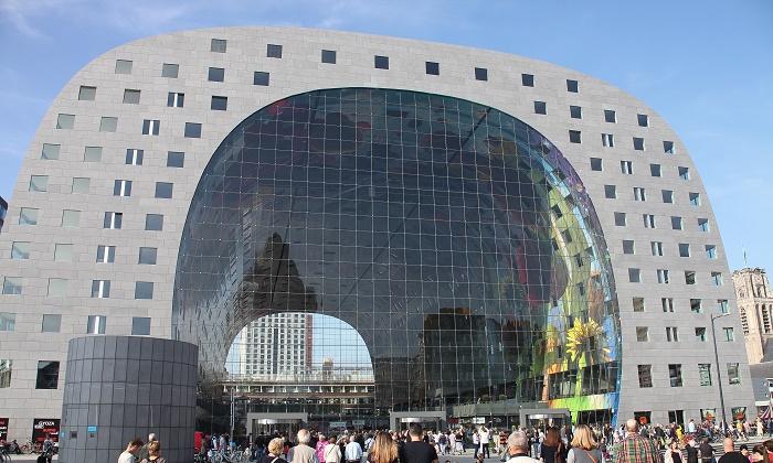 10 Markthall Rotterdam
