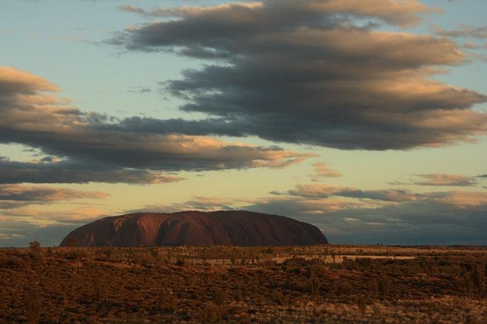 10 Uluru