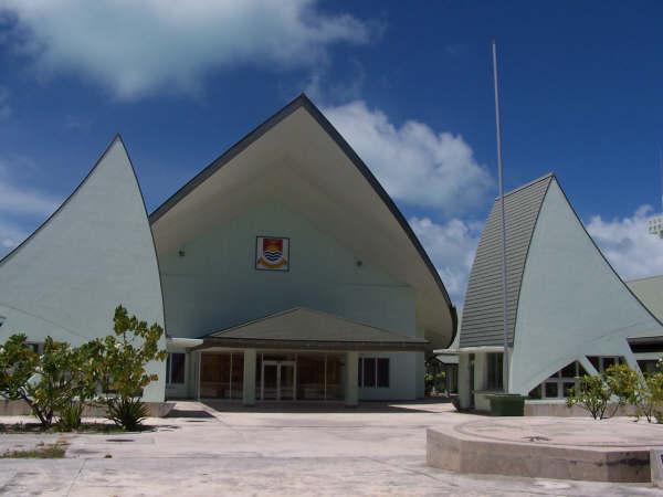 2 Kiribati Parliament