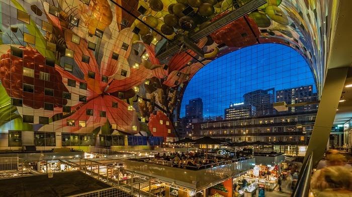 3 Markthall Rotterdam