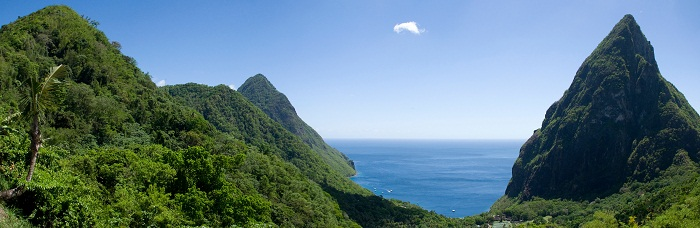 3 Pitons Lucia