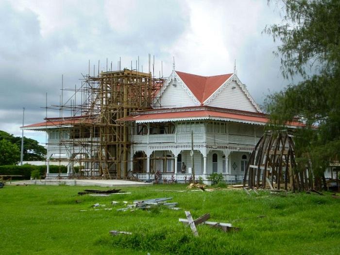3 Tonga Palace