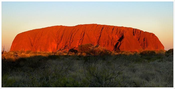 3 Uluru