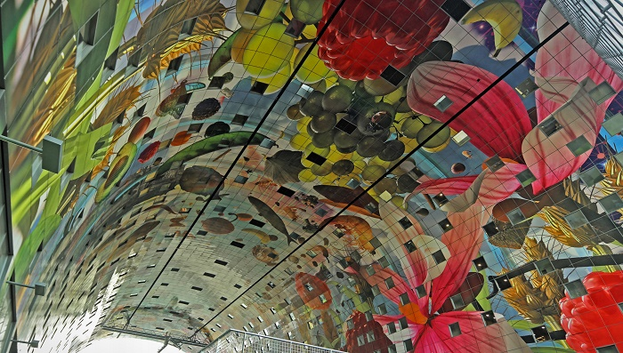 4 Markthall Rotterdam