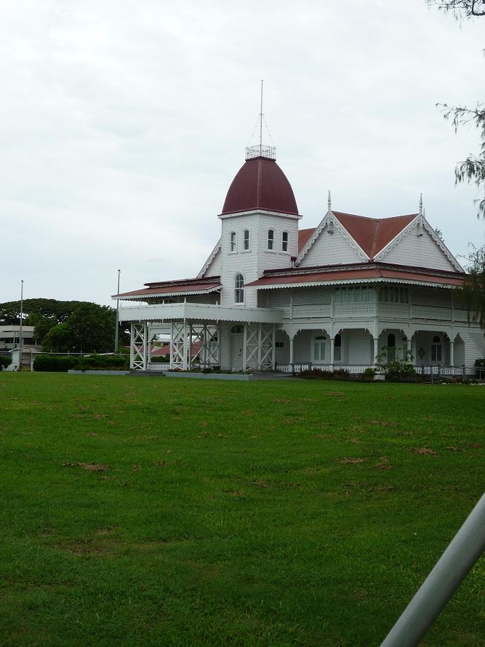 4 Tonga Palace