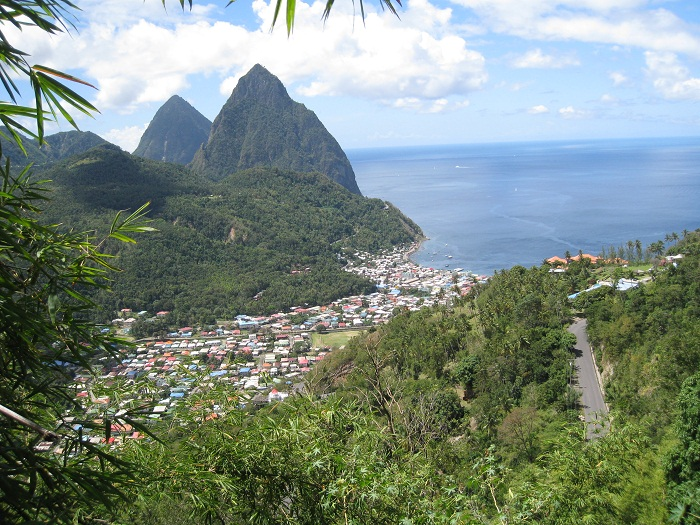 5 Pitons Lucia