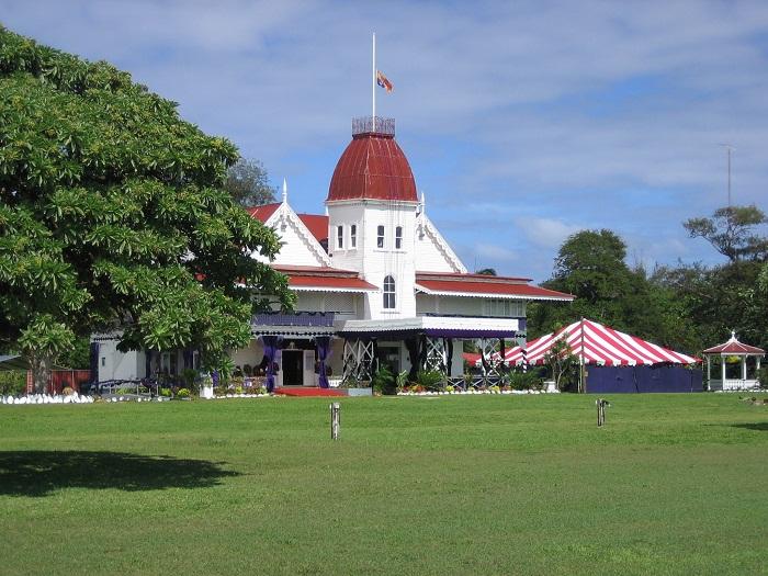 5 Tonga Palace
