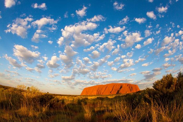 6 Uluru