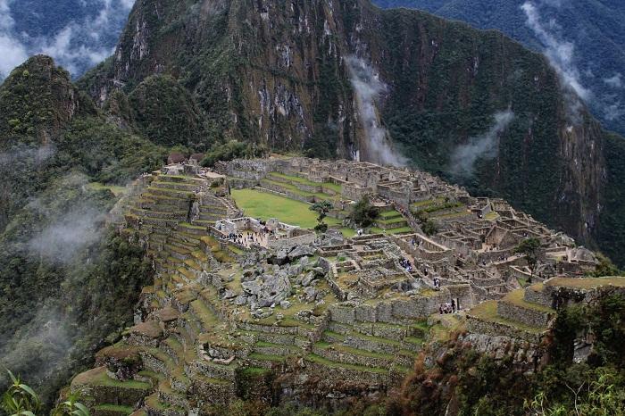 7 Machu Picchu