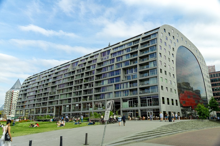 7 Markthall Rotterdam