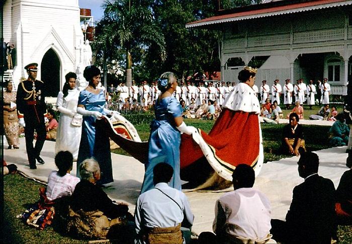 7 Tonga Palace