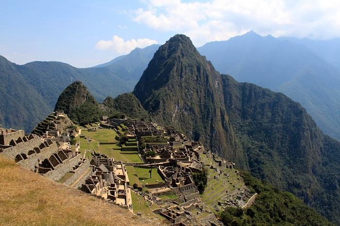 8 Machu Picchu