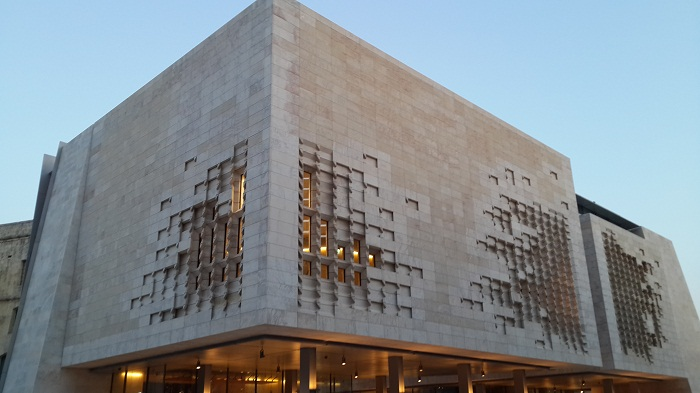 8 Malta Parliament