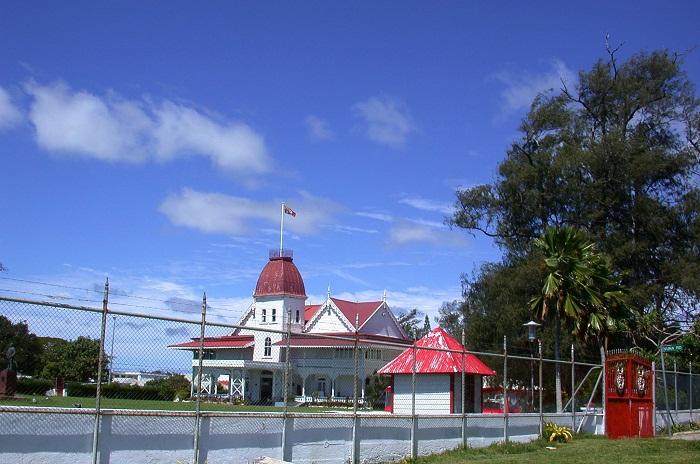 8 Tonga Palace