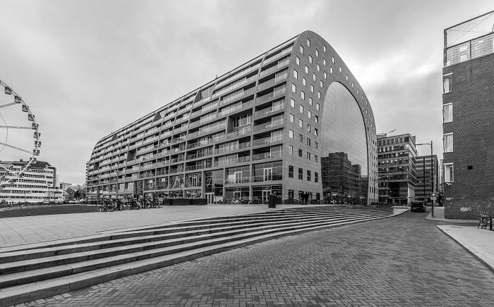 9 Markthall Rotterdam