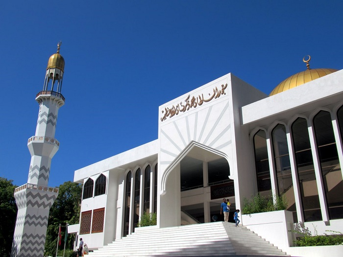 1 Male Mosque