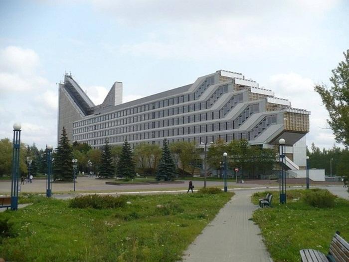 2 Architecture Belarus