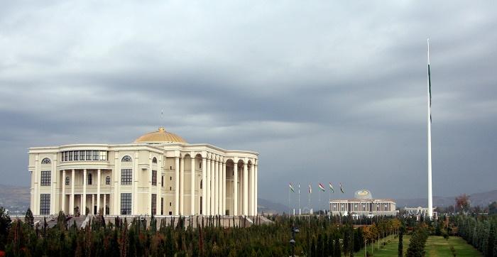 2 Dushanbe Flagpole