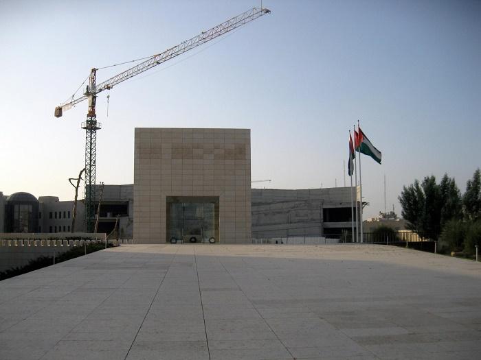 3 Arafat Mausoleum