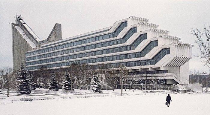 3 Architecture Belarus