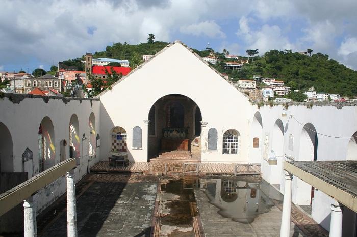 3 George Grenada