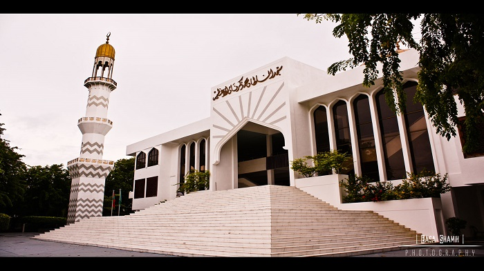 3 Male Mosque