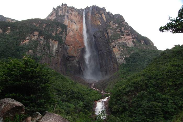 4 Angel Falls