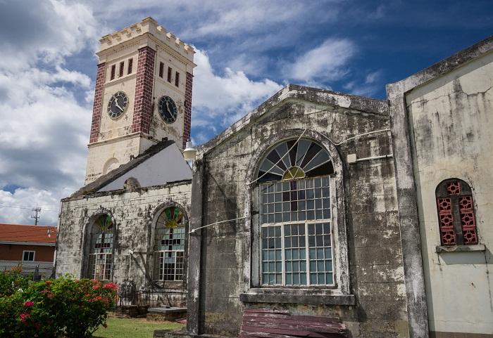 4 George Grenada