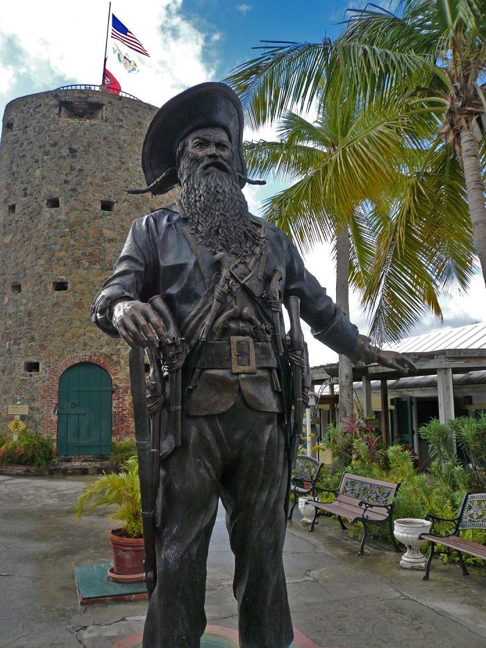 5 Blackbeard