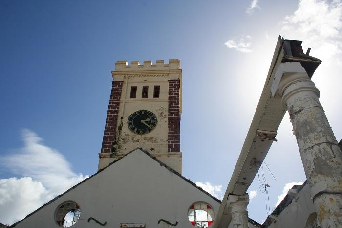 5 George Grenada
