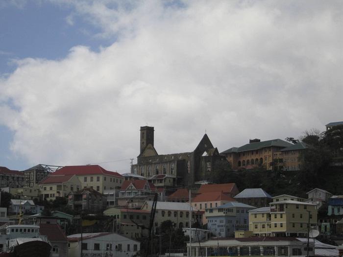 8 George Grenada